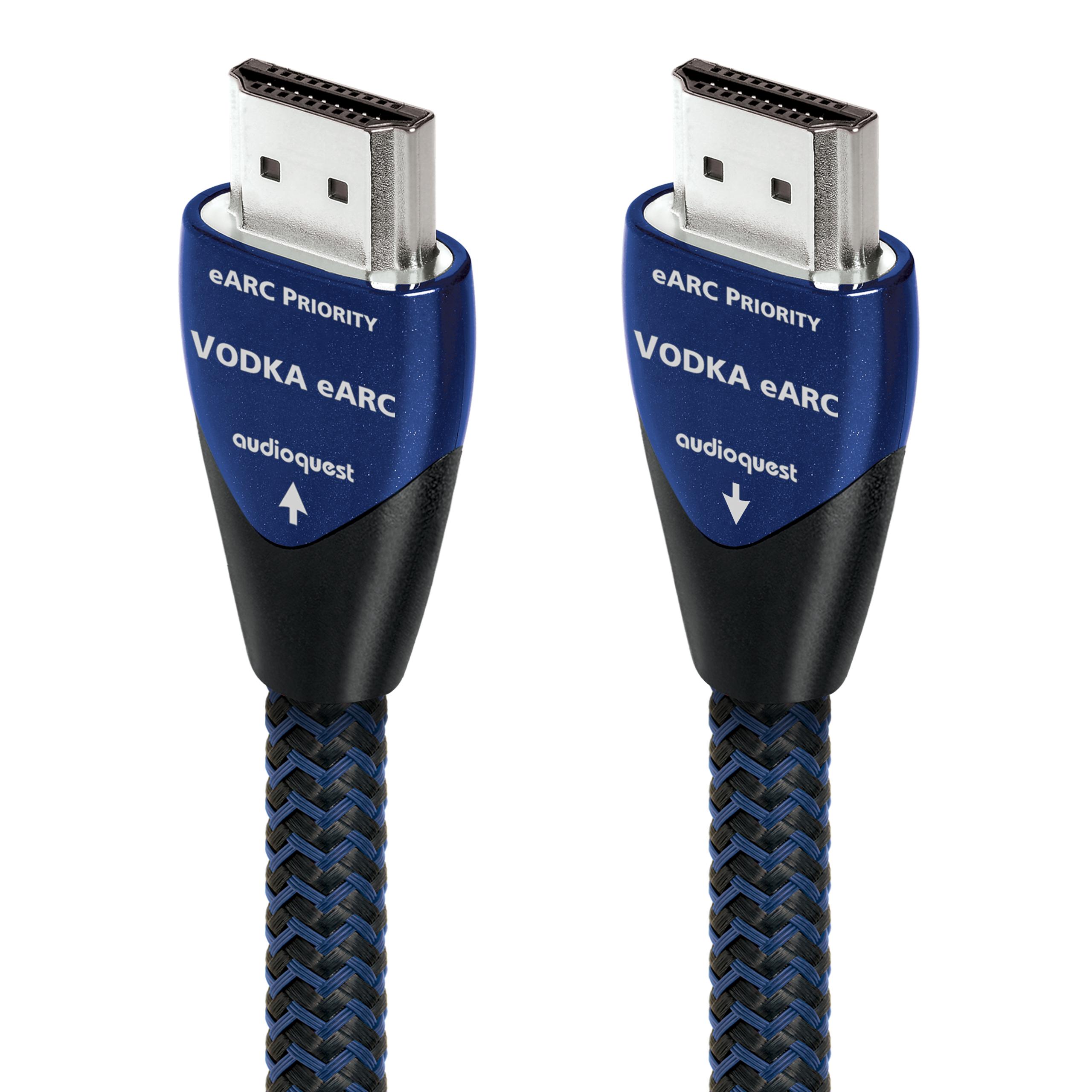 Audioquest 2m Vodka HDMI Cable E-ARC